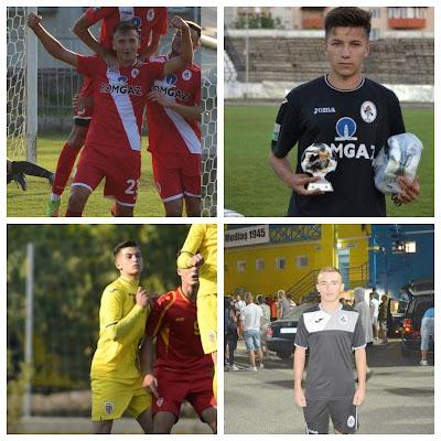 Liceul Axente Sever la putere : A dat 4 juniori la echipa mare a Gazului pentru cantonamentul din Turcia