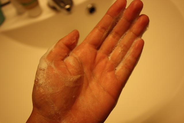 Lag din egen håndsåpe uten palmeolje og SLS