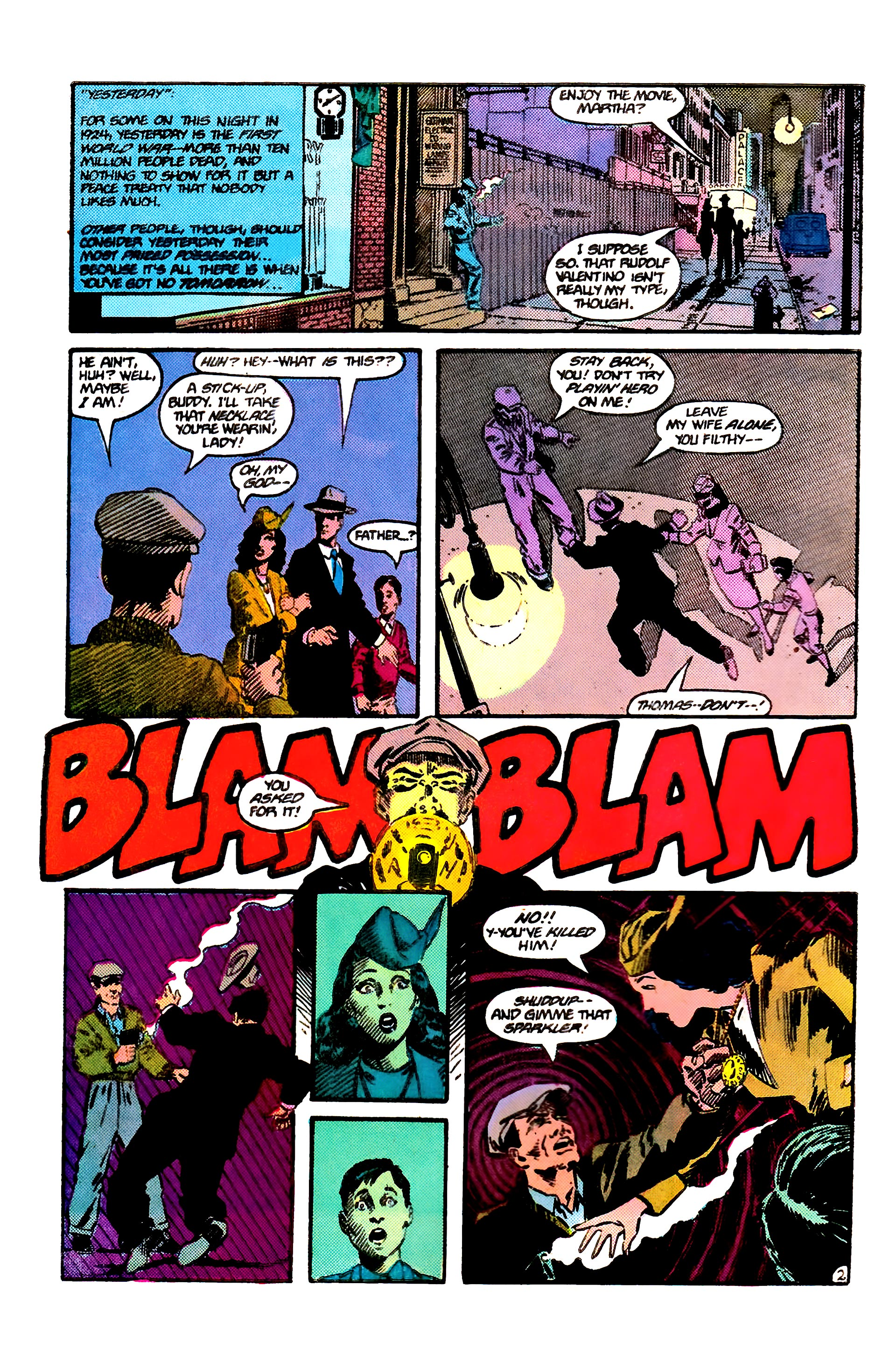 Read online Secret Origins (1986) comic -  Issue #6 - 4