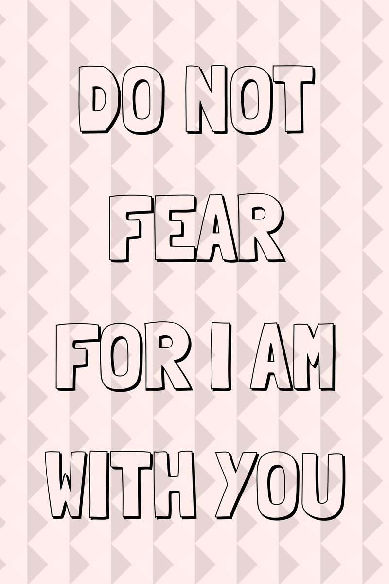 Do Not Fear What Others Think And Decorate For Yourself: Emily Acker And Bethany Acker, Authors: Do Not Fear For I