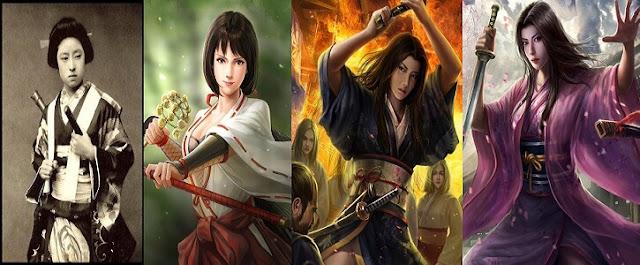 Kadın Ninja Mochizuki Chiyome Efsanesi