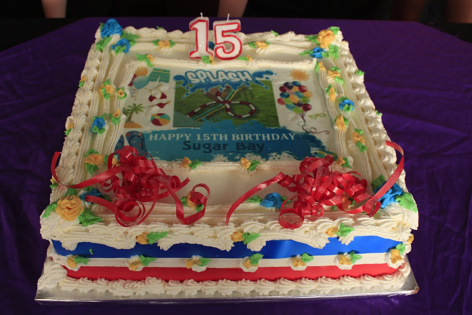 Life at the bay Sugar Bay celebrates 15th Birthday in style