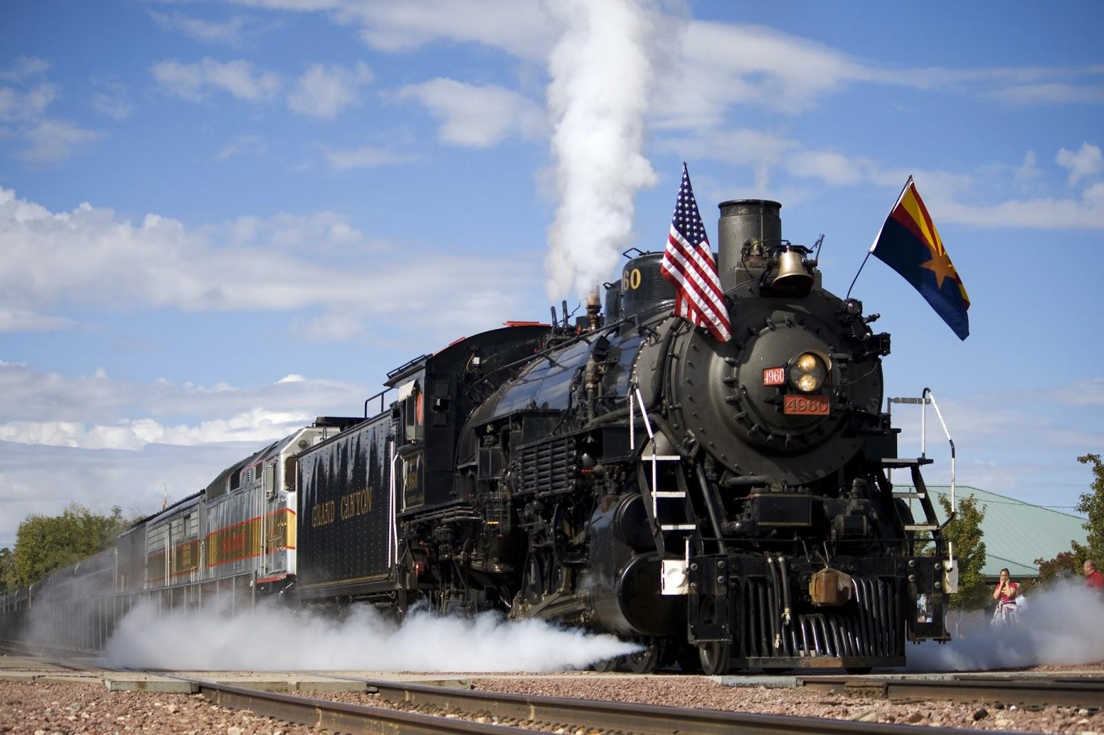 California Flag Iphone Wallpaper Locomotive Photography