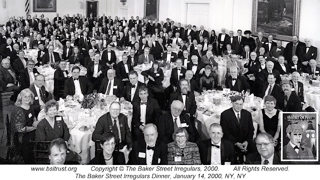 The 2000 BSI Dinner group photo
