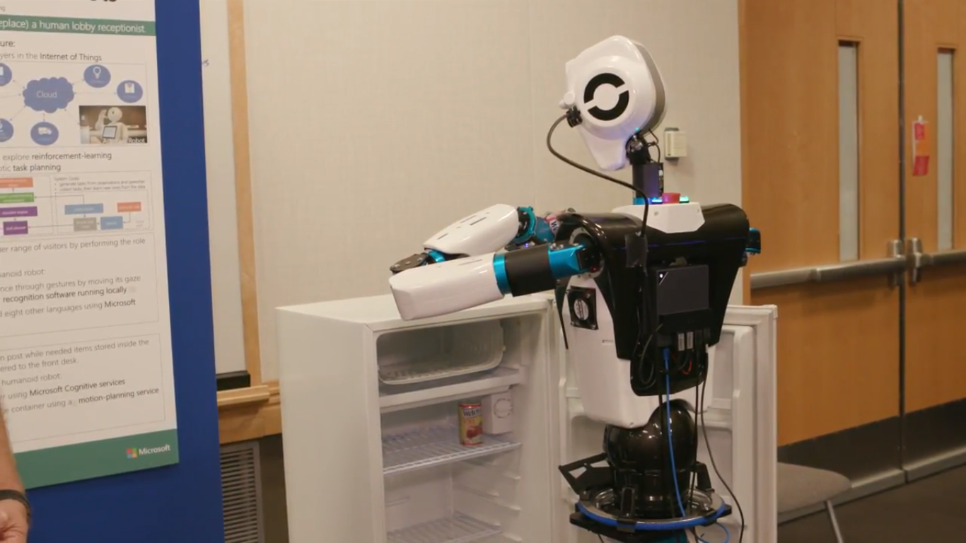 Robot-microsoft
