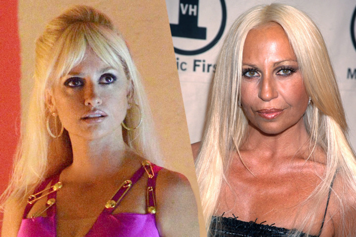 Donatella Versace Kimdir - Doing The Artist