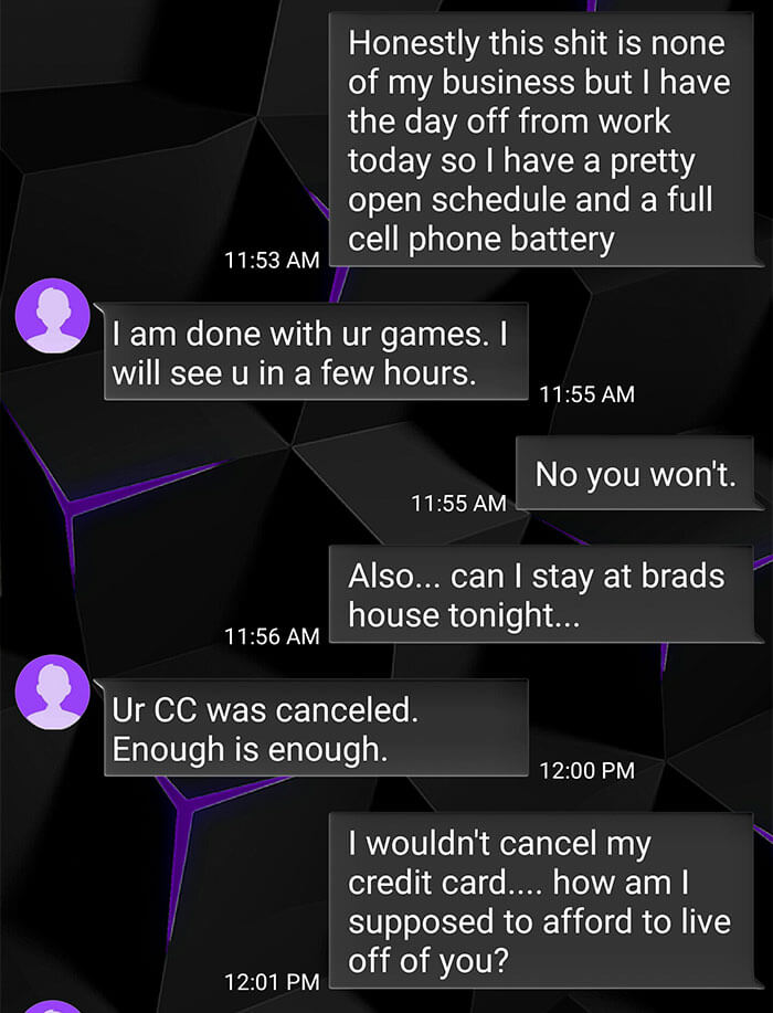 Enraged Mother Accidentally Texted 35-Year-Old Stranger. The Conversation That Followed Is Epic!