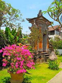 Resort Candi Dasa Beach Bali Indonesia