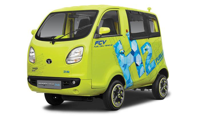 1 5 Auto Expo 2016 India Sustainability News From Tata Motors