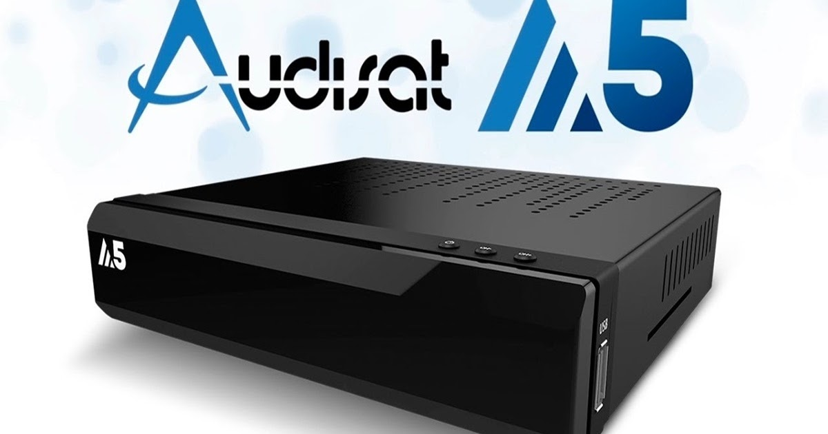 Resultado de imagem para AUDISAT A5 HD