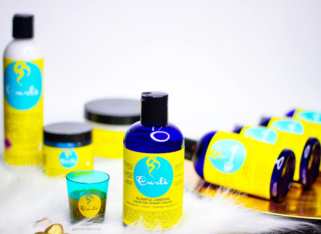Month 3 Review of CURLS Blissful Lengths Liquid Hair Growth Vitamin