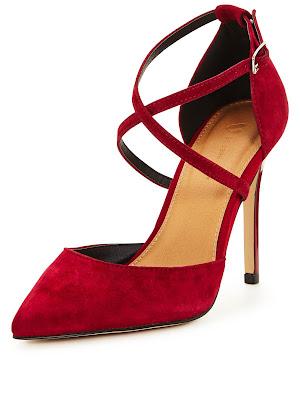 Calzado Rojo