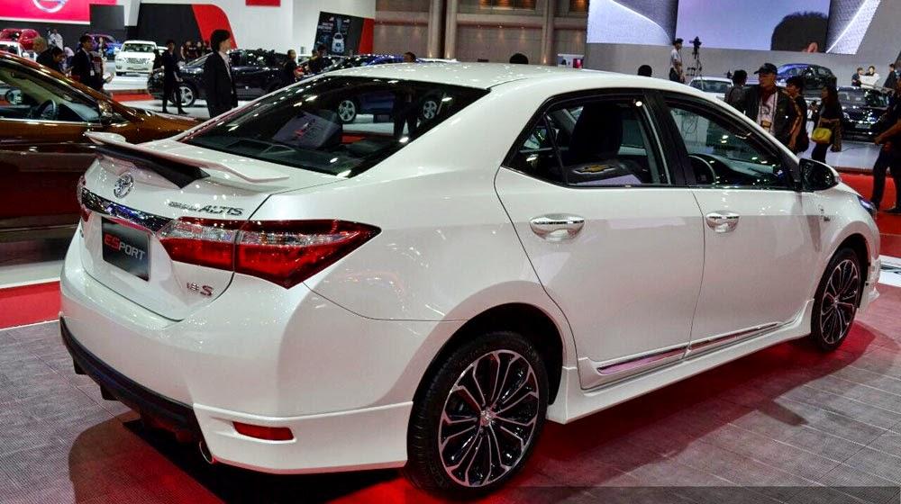 toyota corolla altis esport 3 -  - Toyota trình làng phiên bản Corolla Altis ESport - Phiên bản thể thao của Toyota Corolla Altis 2015