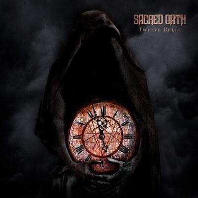 """Το lyric video των Sacred Oath για το τραγούδι """"Twelve Bells"""" από τον ομότιτλο δίσκο τους"""