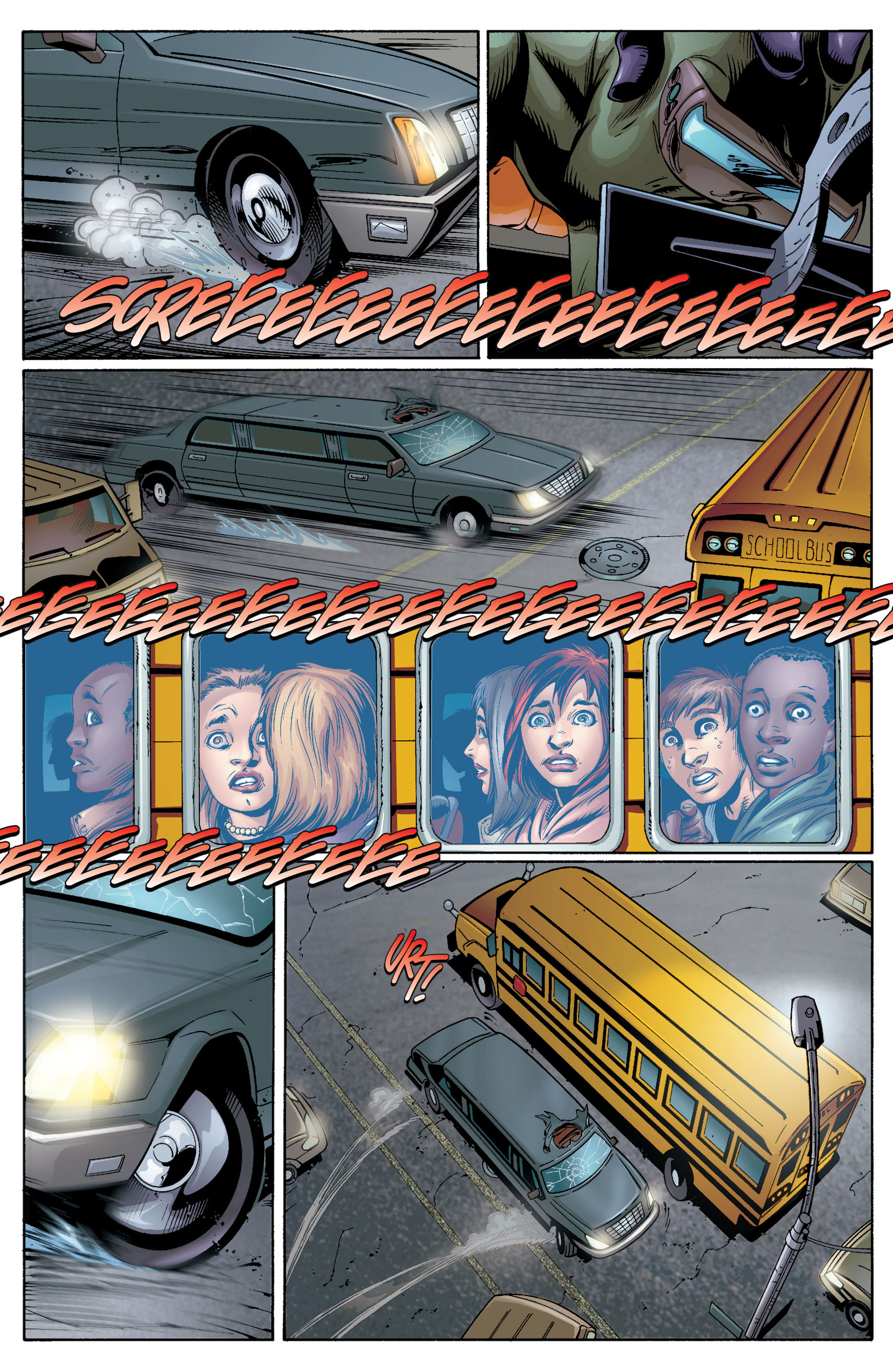 Read online Ultimate Spider-Man (2000) comic -  Issue #35 - 9