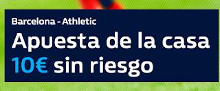 william hill Barcelona vs Athletic invita la casa 18 marzo