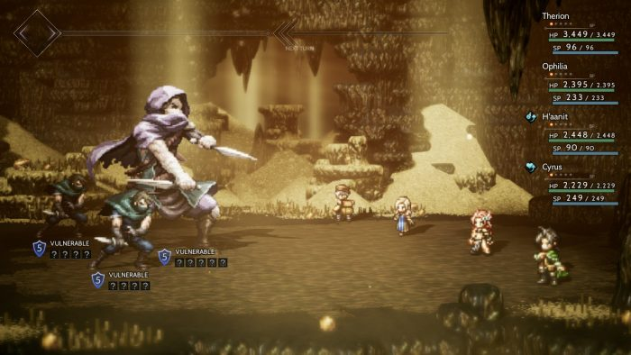 RPG battle systems/mechanics that are too good to only exist