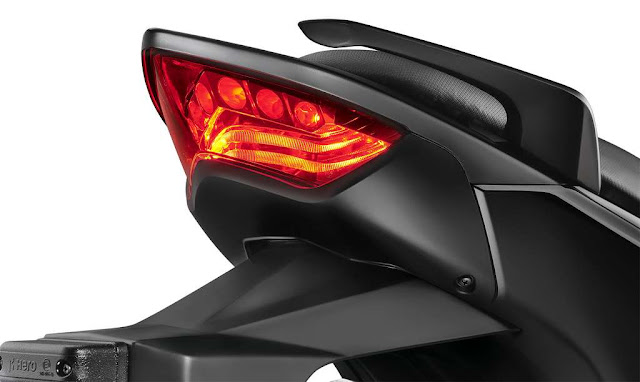 New 2018 Hero Xtreme 200R Taillight