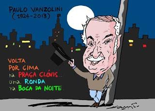 Resultado de imagem para ilustração paulo vanzolini