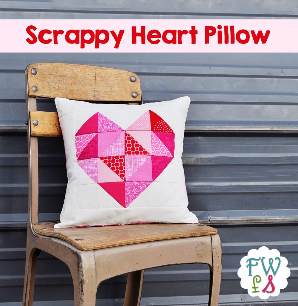 fort worth fabric studio how to make a pillow cover