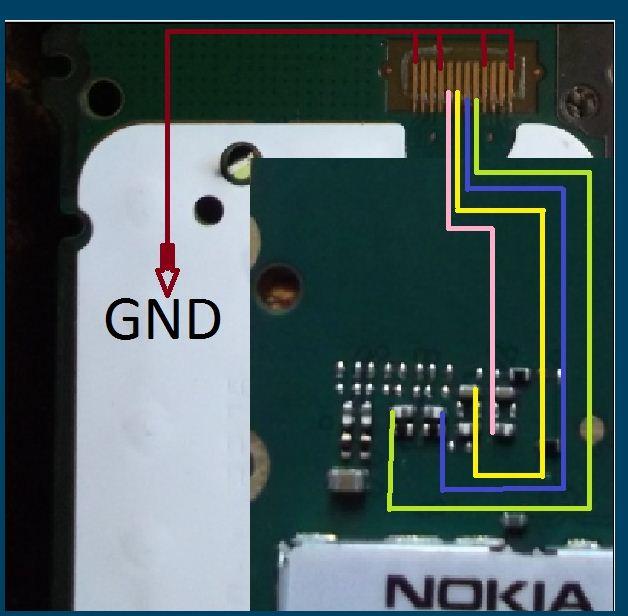 zamdtek  How to repair Nokia 105 lcd and    keypad    light problem
