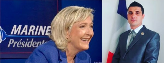 Albanian journalist to Marine Le Pen: Albanians gave France Napoleon, Mother Teresa, maybe you want...