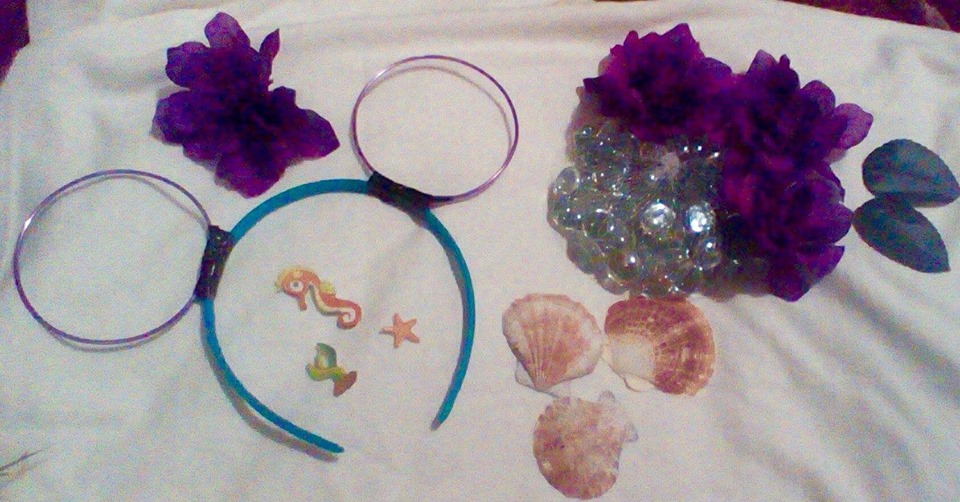 Flower Crowns and Disney Bound: Disney Flower Crown Wire Mouse Ears ...