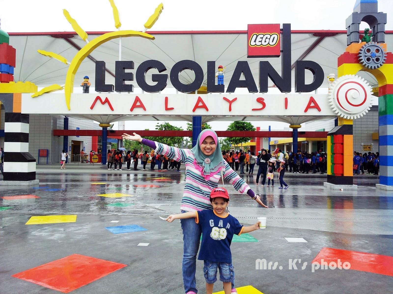aLw!z b3 my baby: Tips ke Legoland Malaysia