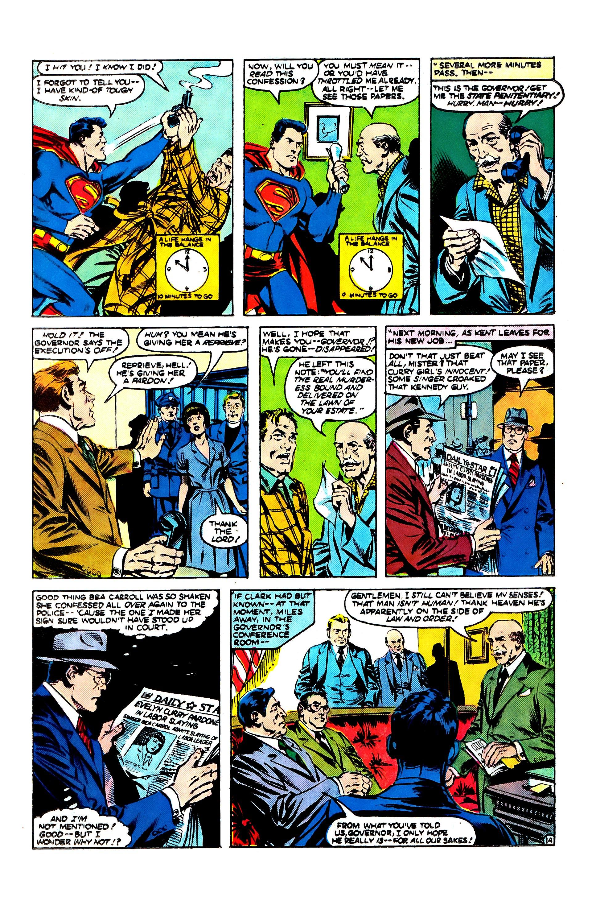 Read online Secret Origins (1986) comic -  Issue #1 - 19