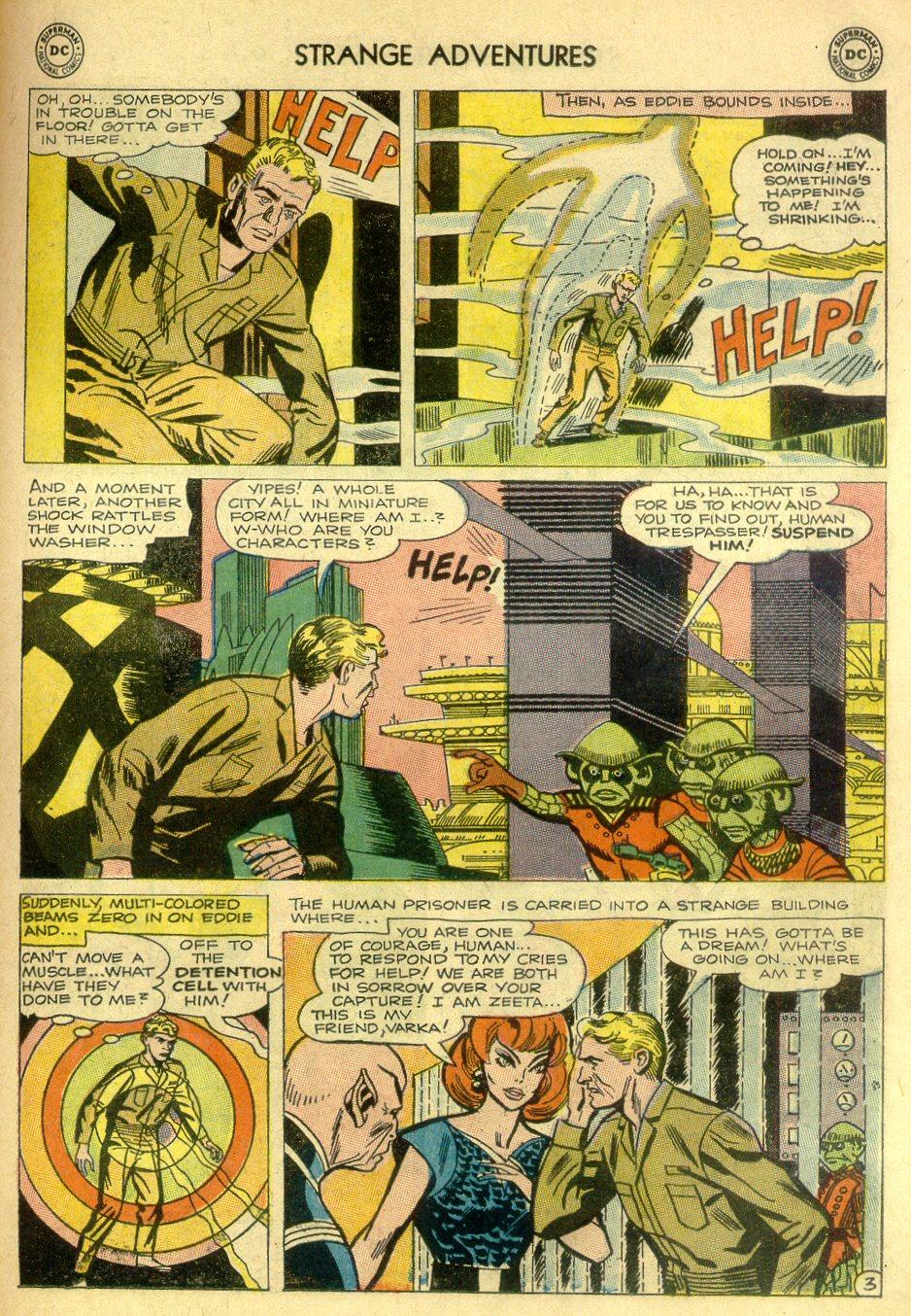 Strange Adventures (1950) issue 172 - Page 27