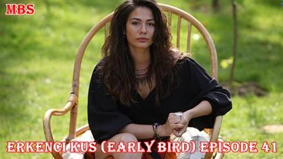 Episode 41 Erkenci Kuş (Early Bird): Summary And Trailer