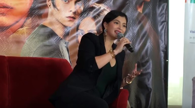 ChardGel Returns: Angel Locsin And Richard Gutirrez Reunited In La Luna Sangre!