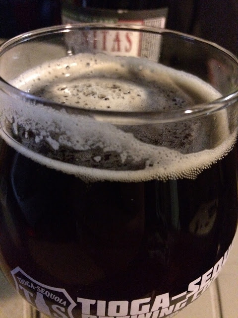 Lagunitas Wilco Tango Foxtrot Brown Ale 3