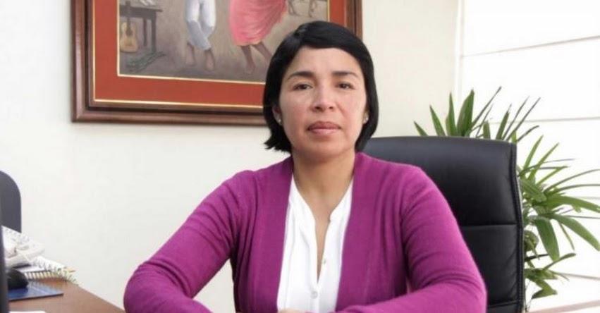Designan a Patricia Balbuena como nueva directora ejecutiva del programa Cuna Más (R. M. N° 204-2017-MIDIS) www.cunamas.gob.pe