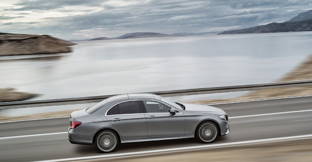 Mercedes E-Class Gains Upgraded Voice Control System, Several New Options