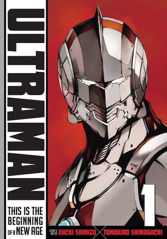 Ultraman Vol. 1 Story: Eiichi Shimizu  Art: Tomohiro Shimoguchi  Ultraman created by Eiji Tsuburaya & Tsuburaya Productions