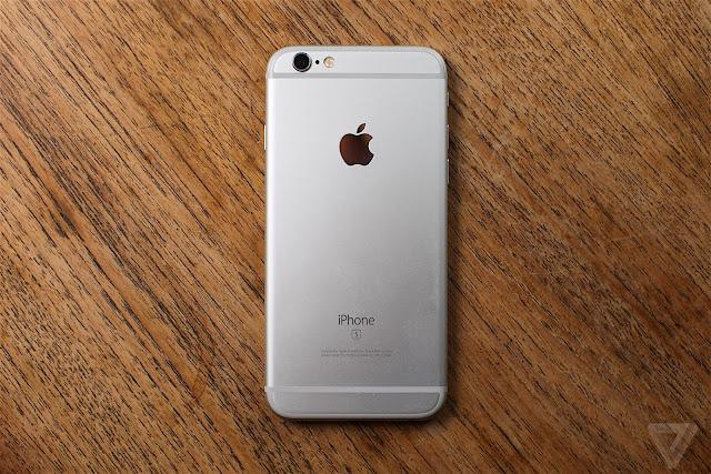 iPhone 6S gặp lỗi tự tắt nguồn sẽ được Apple hỗ trợ thay pin miễn phí