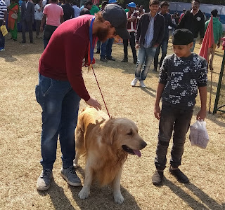 Jamshedpur Kennel Club - 62nd, 63rd and 64th Championship Dog Show 2018