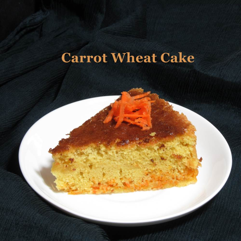 Carrot Cake Mould