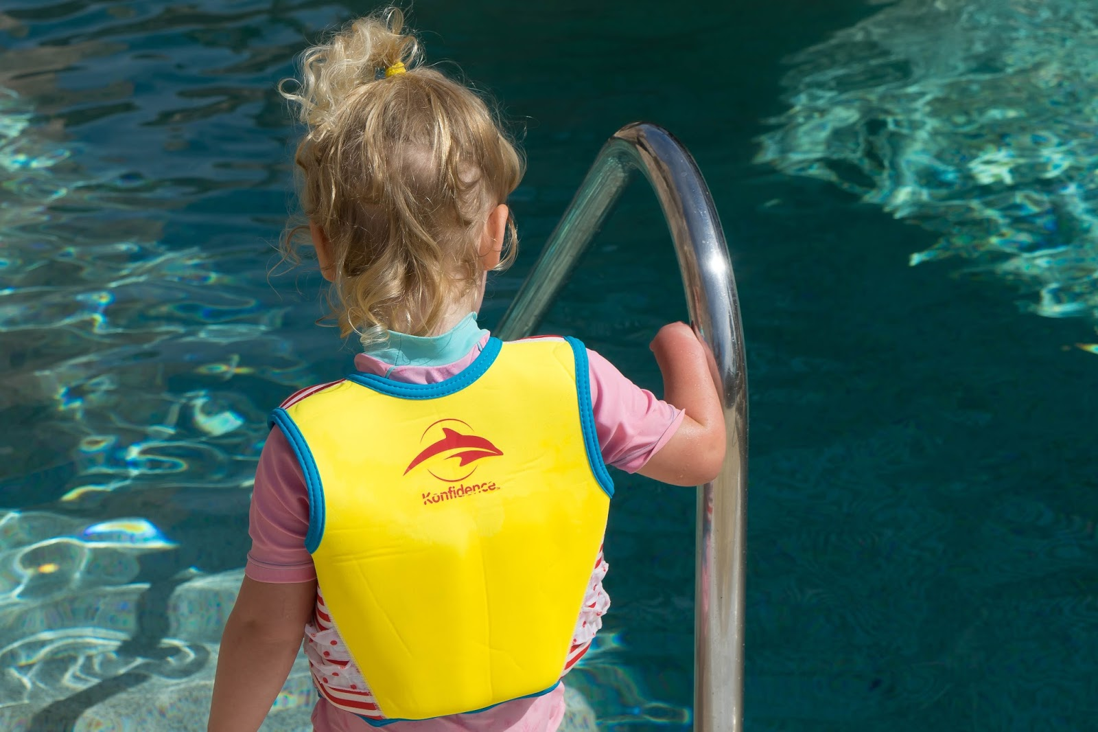 Helping Your children To have The Confidence To Swim | Konfidence Swimming Competition