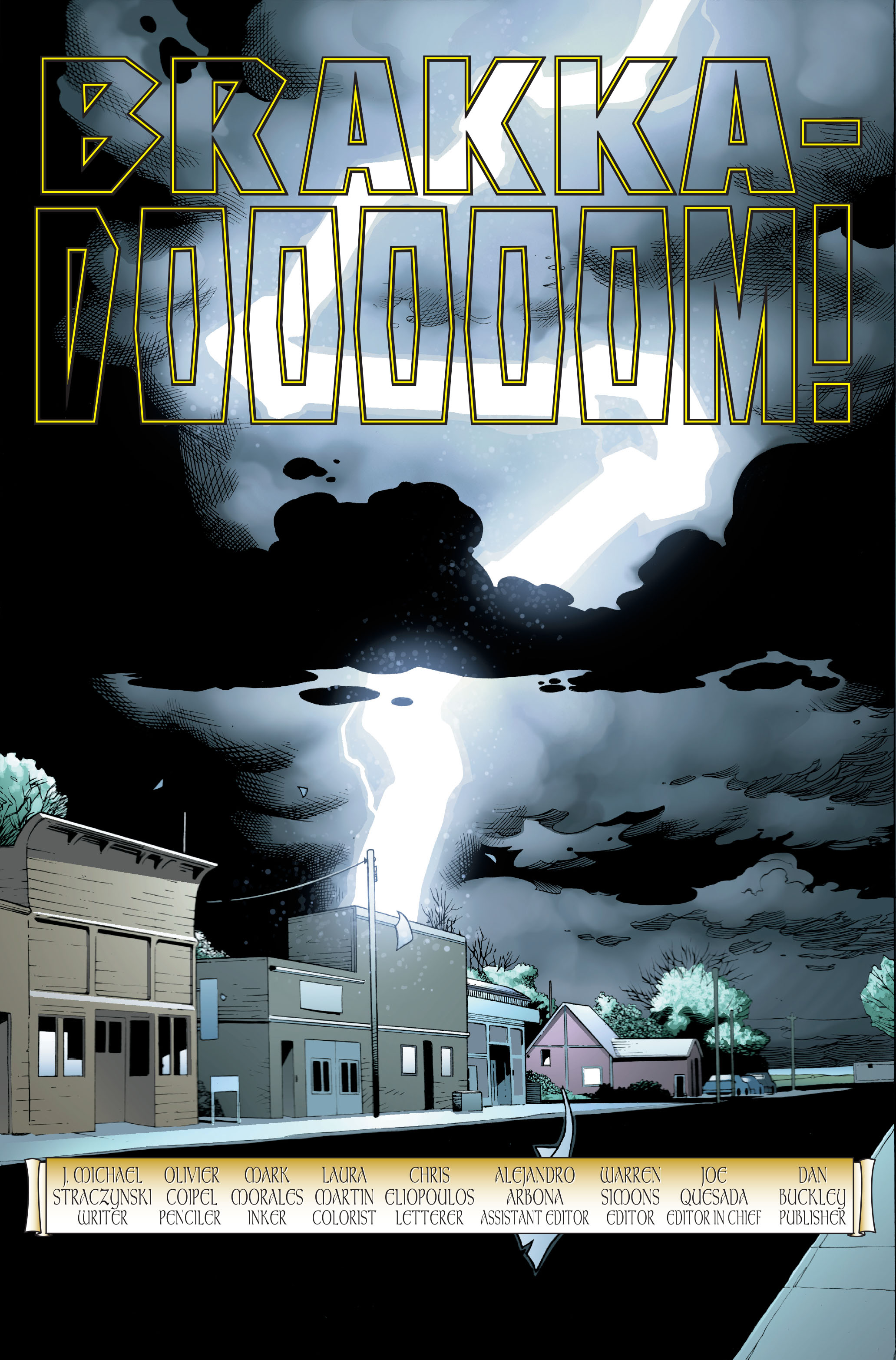 Thor (2007) Issue #1 #1 - English 25