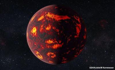 Ilmuwan Dapat Menganalisa Atmosfer Exoplanet dari Jauh