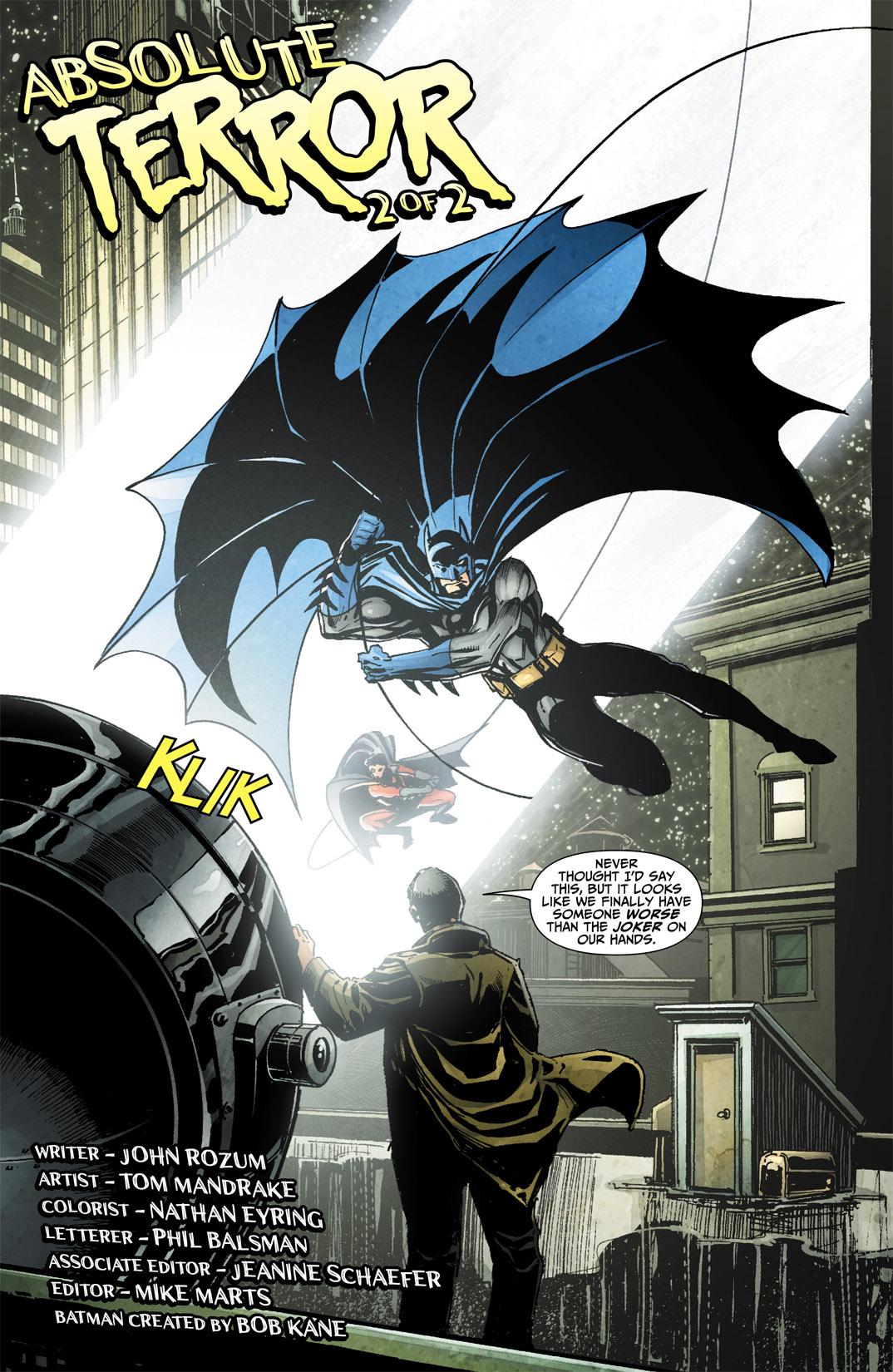 Detective Comics (1937) 836 Page 2