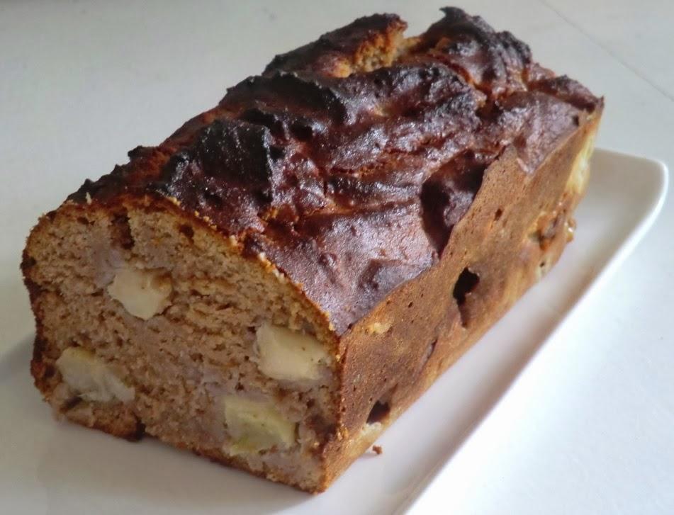 Cake Sale Lait De Riz