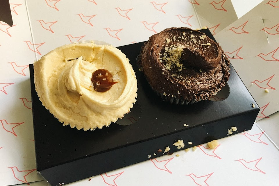 ロンドン|ハミングバード・ベーカリー(Hummingbird Bakery)