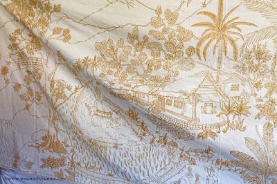 Belajar tentang Batik Pekalongan batik Petungkriyono warisan dunia