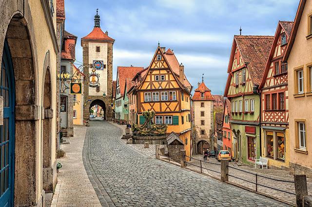 Roteiro pelo sul da Alemanha