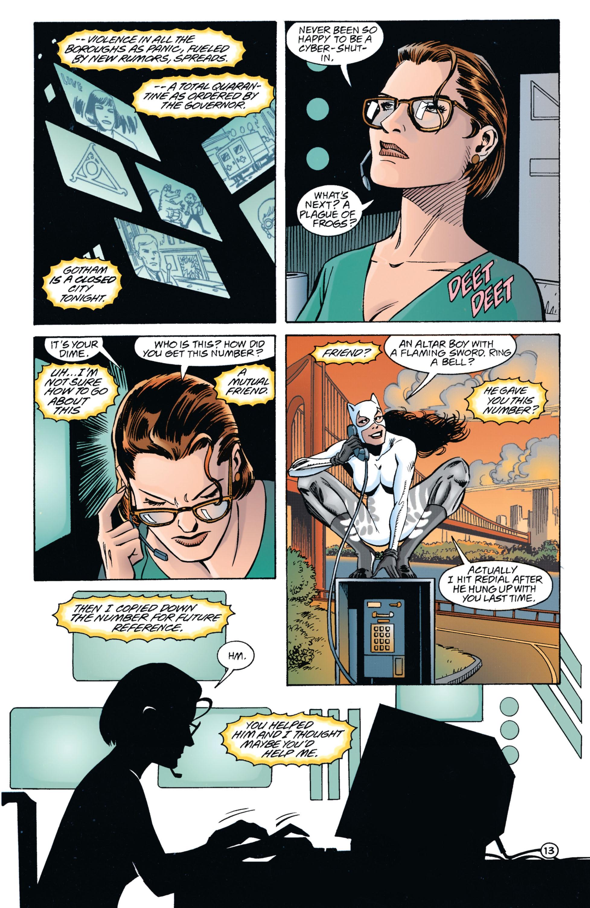 Detective Comics (1937) 696 Page 13