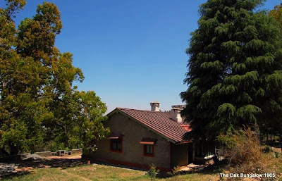 Photo of the Dak Bungalow at Peora, Uttaranchal, India