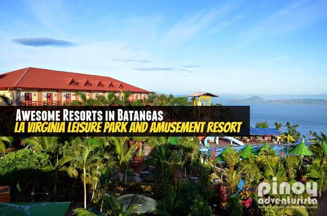 resorts in batangas la virginia leisure park and amusement resort